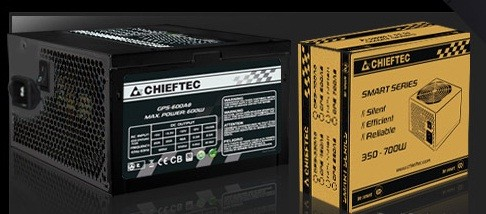 Chieftec 400W 80+ Smart