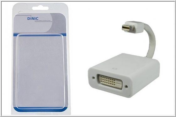 Dinic mini DisplayPort - DVI-D (Dual Link) Adapter