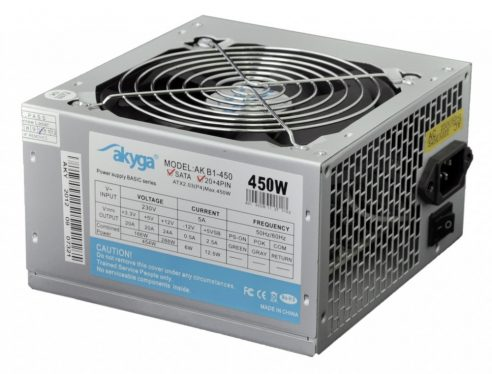 Akyga 450W Basic BOX