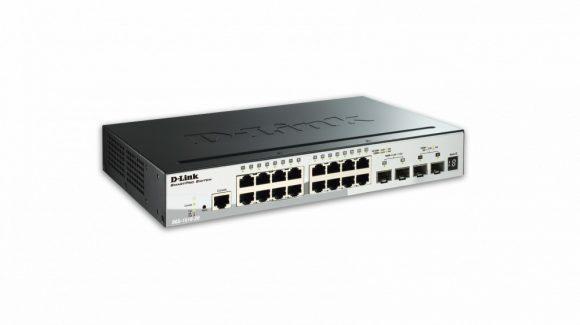 D-Link DGS-1510-20 20 Port Gigabit SmartPro Switch