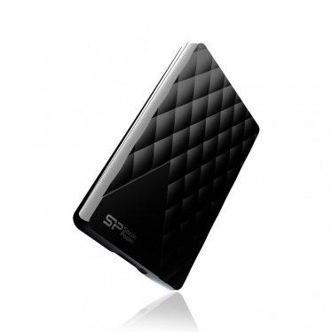 "Silicon Power Diamond D06 2TB 2,5"" USB 3.0 Black SP020TBPHDD06S3K"