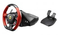 Thrustmaster Ferrari 458 Spider Racing USB Kormány Black/Red