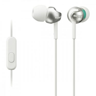 Sony MDR-EX110APW Headset White