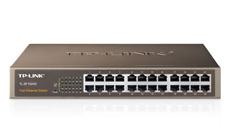 TP-Link TL-SF1024D 24port Switch