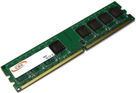 CSX 4GB DDR3 1600MHz