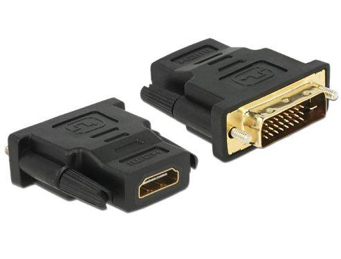DeLock DVI-D (Dual Link) - HDMI female Adapter