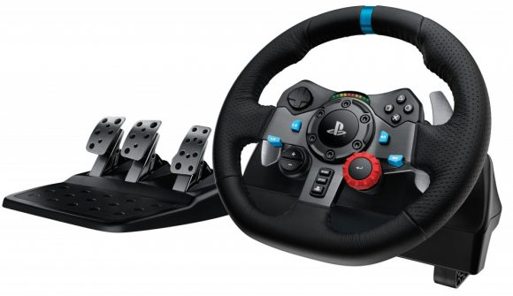 Logitech G29 Driving Force Racing Wheel PC/PS3/PS4