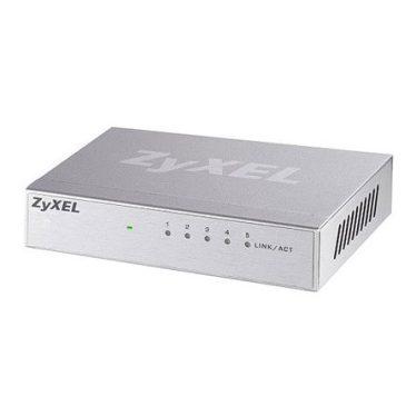 ZyXEL GS105B v3 5port Gigabit LAN nem menedzselhető asztali Switch
