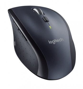Logitech M705 Wireless Mouse Black